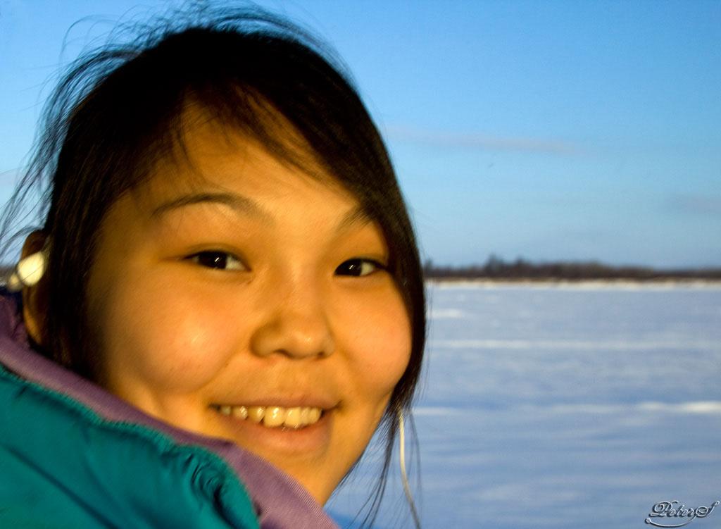 Yupik Girl